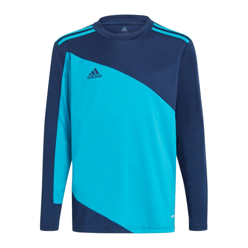 adidas Squadra 21 Torwarttrikot Kids Blau - blau