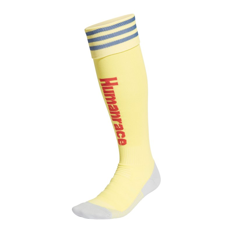 adidas FC Arsenal London Human Race Stutzen Gelb - gelb