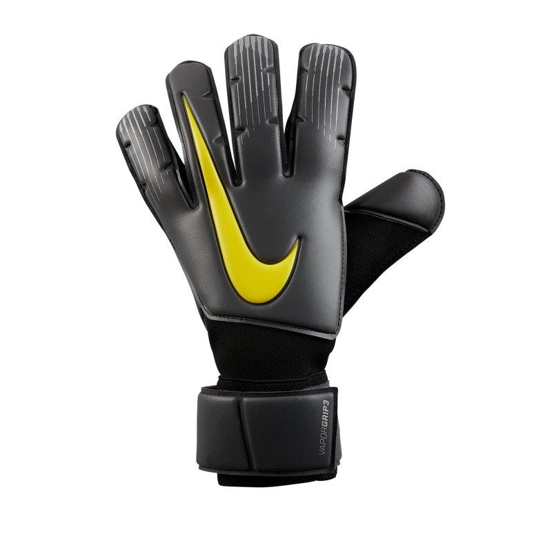 Nike Vapor Grip 3 Torwarthandschuh Grau F060 - grau