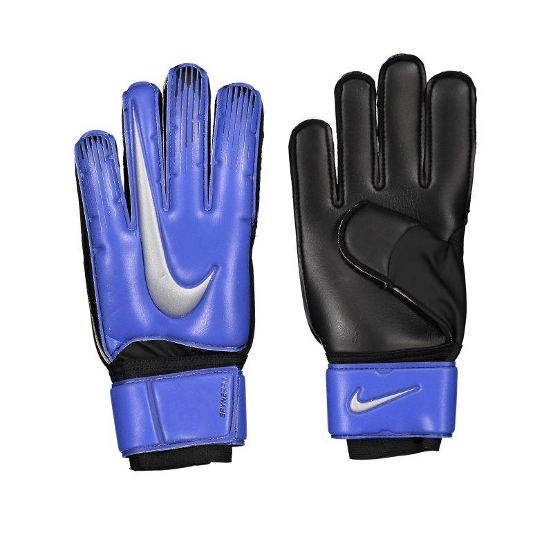 Nike Spyne Pro Torwarthandschuh Blau F410 - blau