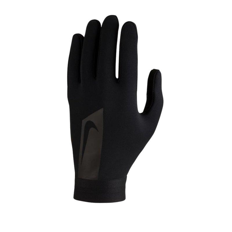 Nike Hyperwarm Academy Feldspielerhandschuhe F011 - schwarz