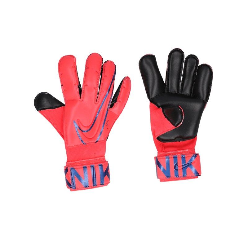 Nike Grip 3 Torwarthandschuh Rot F644 - rot
