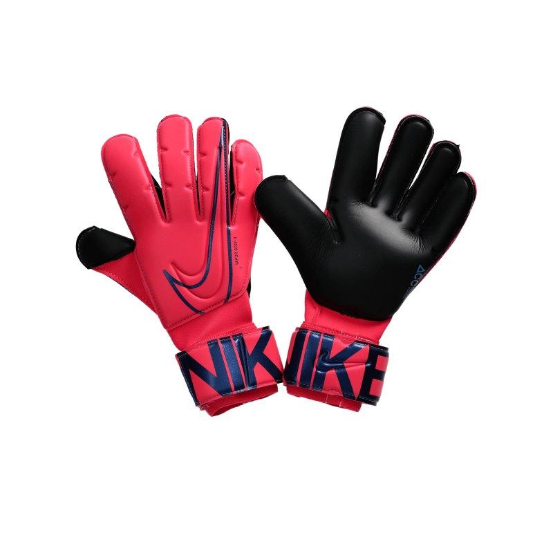 Nike Vapor Grip 3 Torwarthandschuh Rot F644 - rot