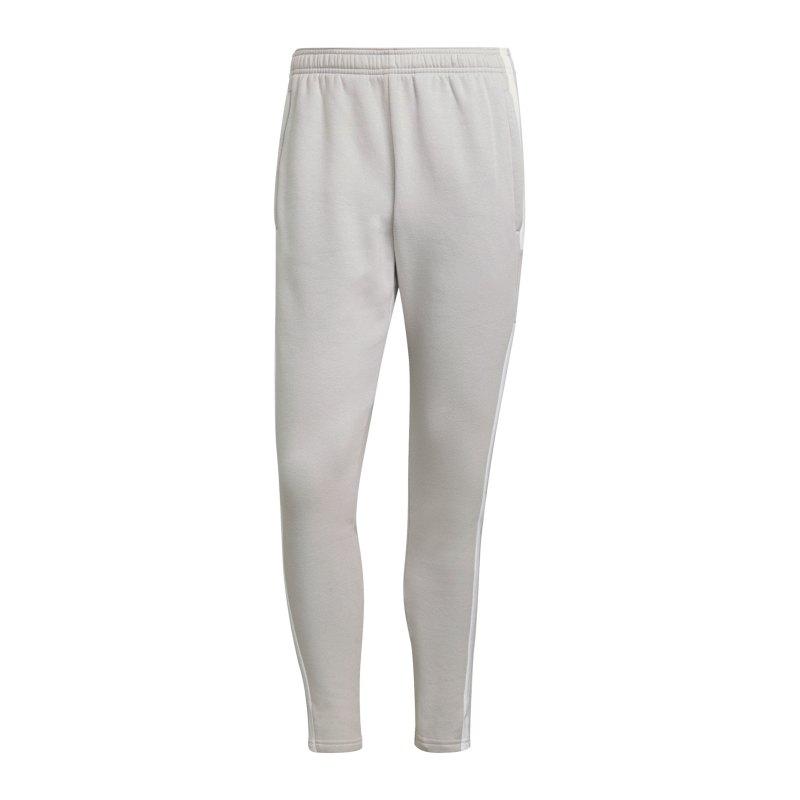 adidas Squadra 21 Sweat Jogginghose Grau - grau