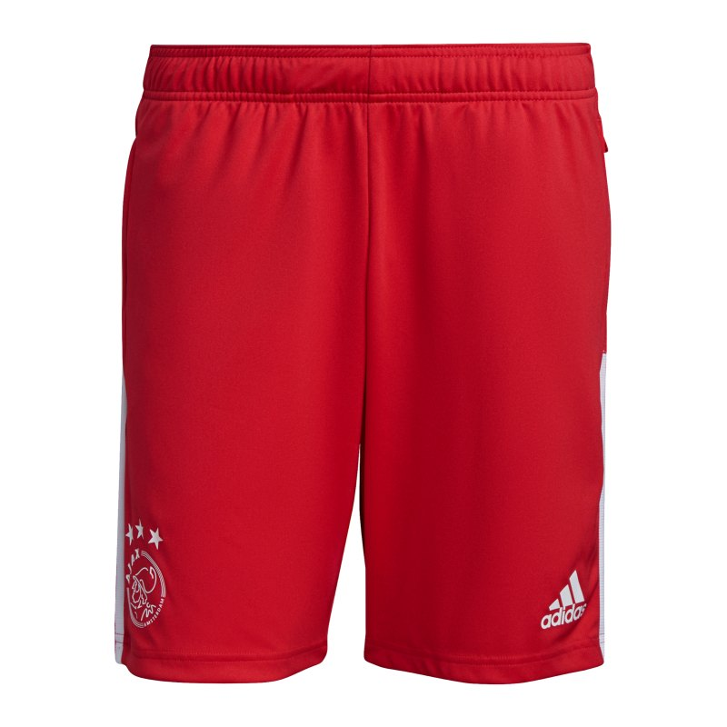 adidas Ajax Amsterdam Trainingsshort Rot - rot