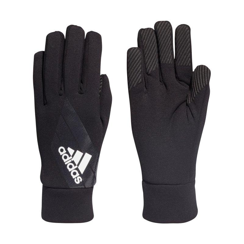 adidas Tiro LGE Feldspielerhandschuhe Schwarz - schwarz