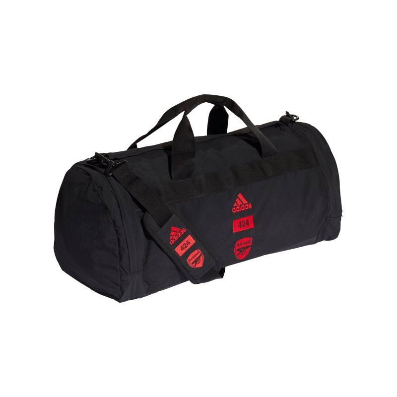 adidas FC Arsenal London x 424 Duffle Bag Schwarz - schwarz