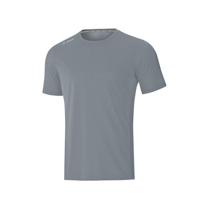 JAKO Run 2.0 T-Shirt Running Kids Grau F40 - Grau