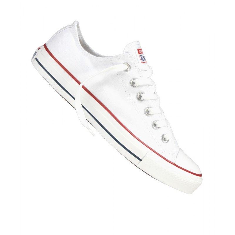 Converse Sneaker Chuck Taylor AS Low Weiss - weiss