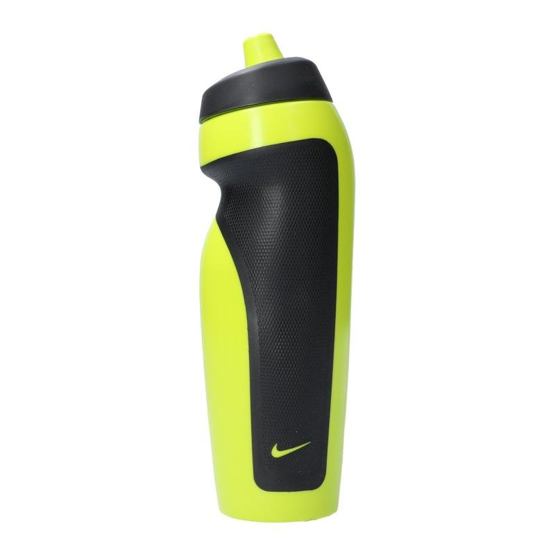 Nike Sport Wasserflasche Trinkflasche Gelb F901 - gelb