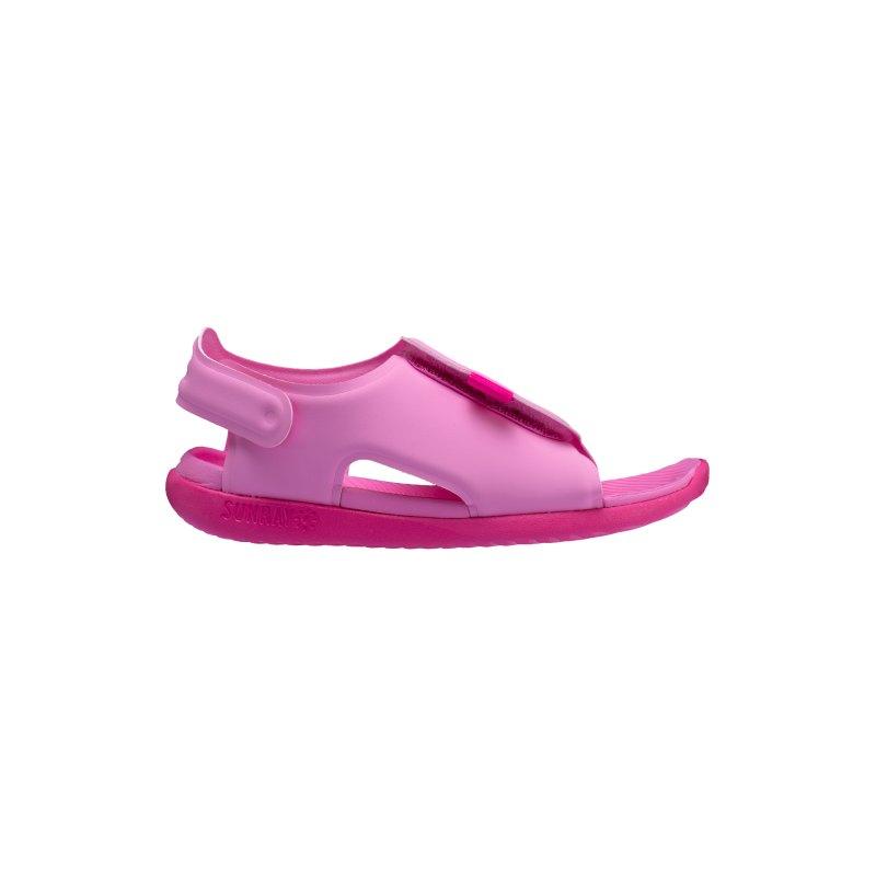 Nike Sunray Adjust 5 TD Sneaker Kids Pink F601 - Pink