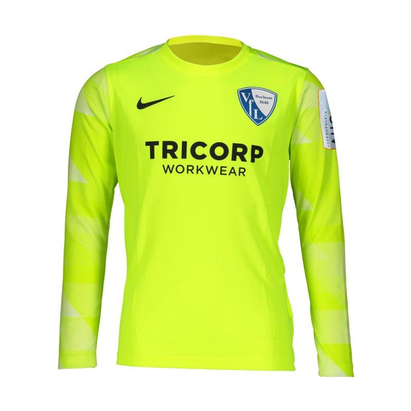 Nike VfL Bochum TW Trikot 2020/2021 langarm Gelb F702 - gelb