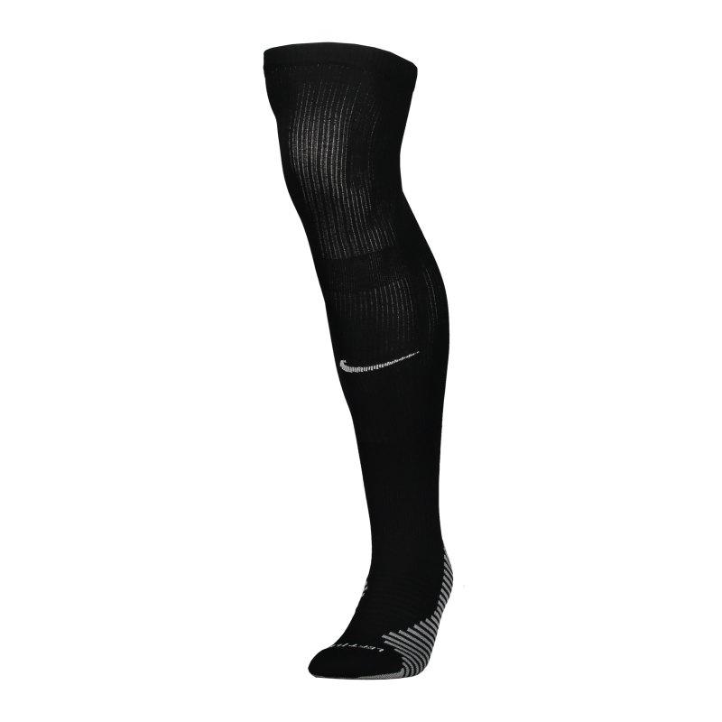 Nike Stadium TW-Strumpfstutzen Schwarz F010 - schwarz