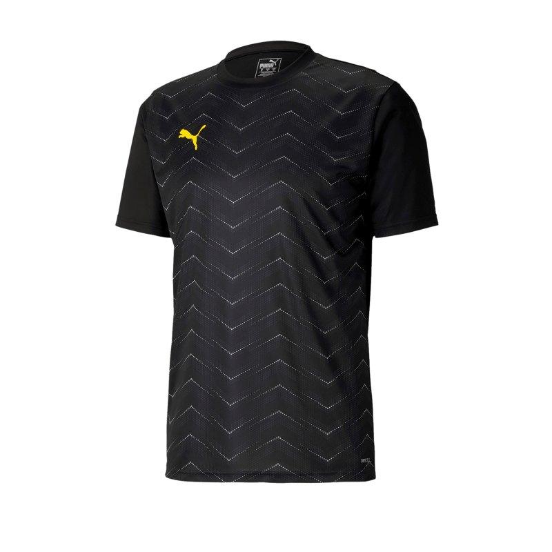 PUMA ftblNXT Graphic Core T-Shirt Schwarz F03 - schwarz