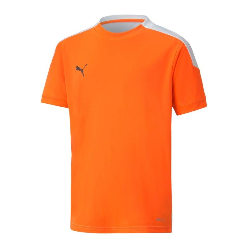 PUMA ftblNXT T-Shirt Kids Orange F02 - orange