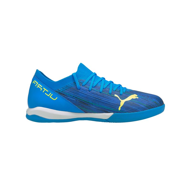 PUMA ULTRA Speed of Light 3.2 IT Halle Blau Gelb F01 - blau