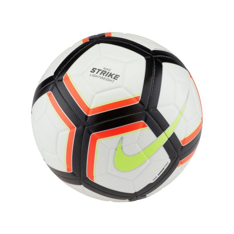 Nike Fußball Team Strike Football Weiss F100 - weiss