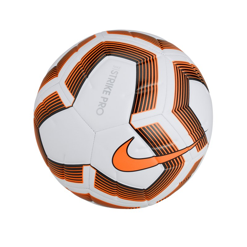Nike Strike Pro Team Trainingsball Weiss F101 - weiss