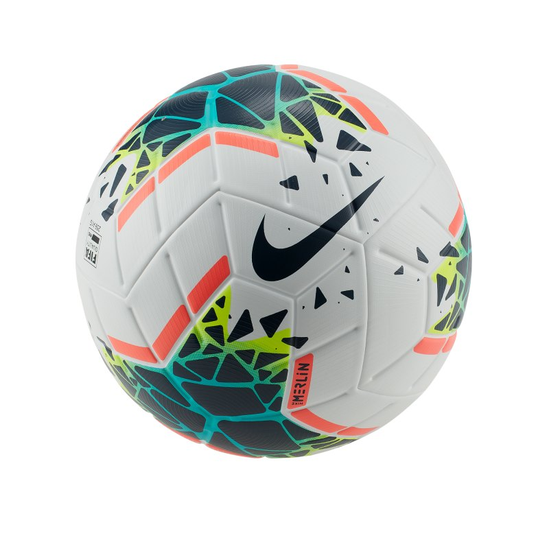 Nike Merlin II Spielball Weiss F100 - weiss