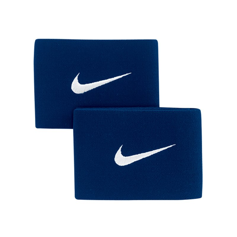 Nike Schienbeinschonerhalter Guard Stays II F401 - blau