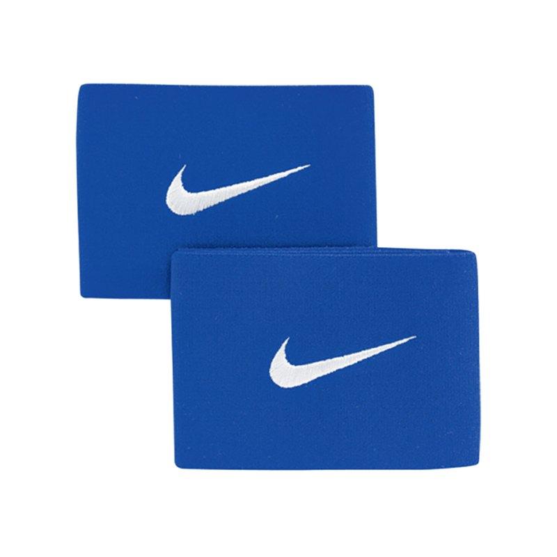 Nike Schienbeinschonerhalter Guard Stays II F498 - blau
