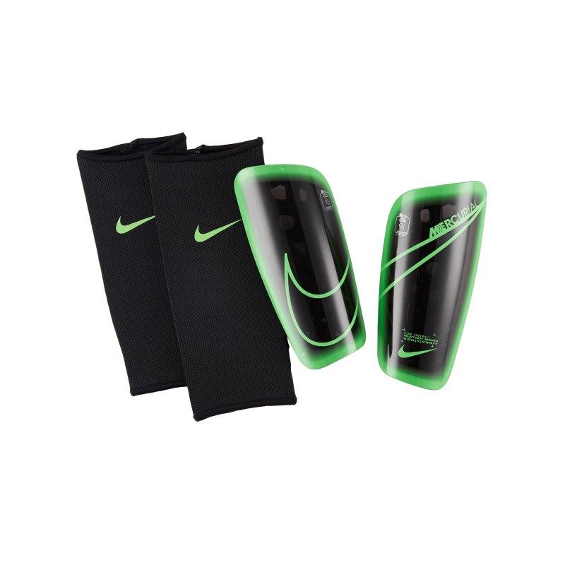 Nike Mercurial Lite Schienbeinschoner F014 - schwarz