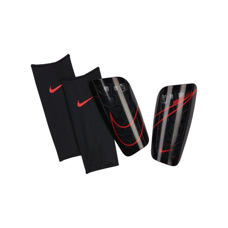 Nike Mercurial Lite Schienbeinschoner F015 - schwarz