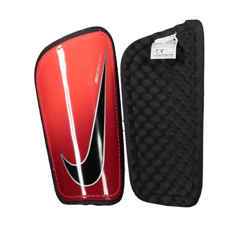 Nike Mercurial Hard Shell Schienbeinschoner F610 - rot