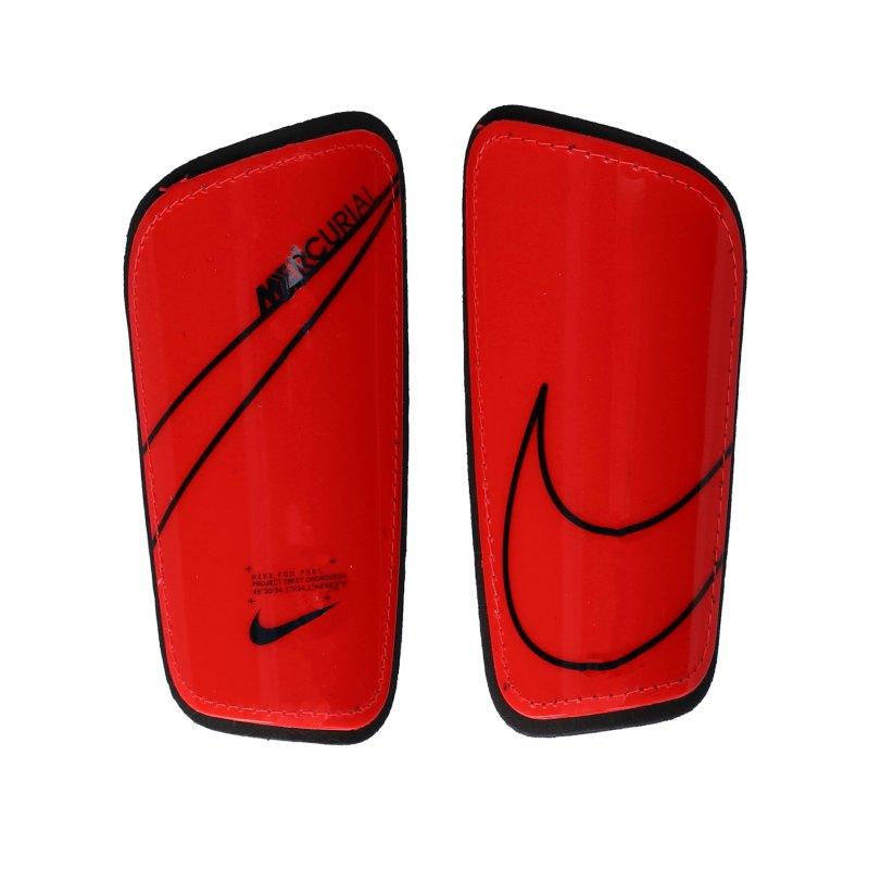 Nike Mercurial Hard Shell Schienbeinschoner F644 - rot