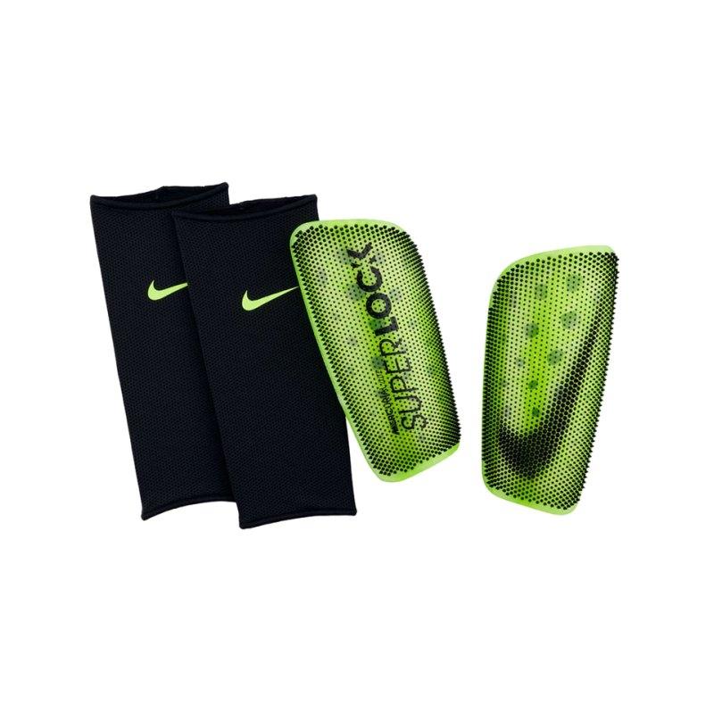 Nike Mercurial Lite Superlock Schoner Gelb F702 - gelb