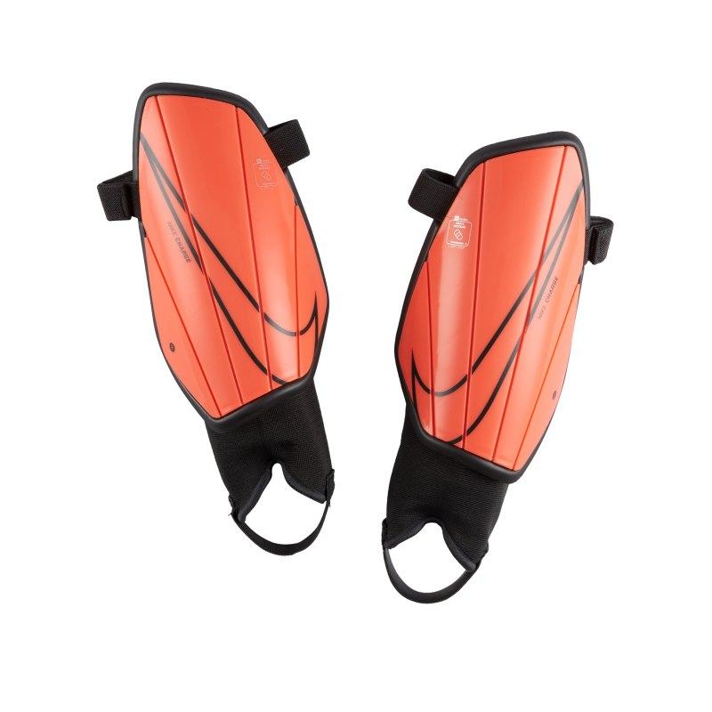 Nike Charge Schienbeinschoner Orange F892 - orange