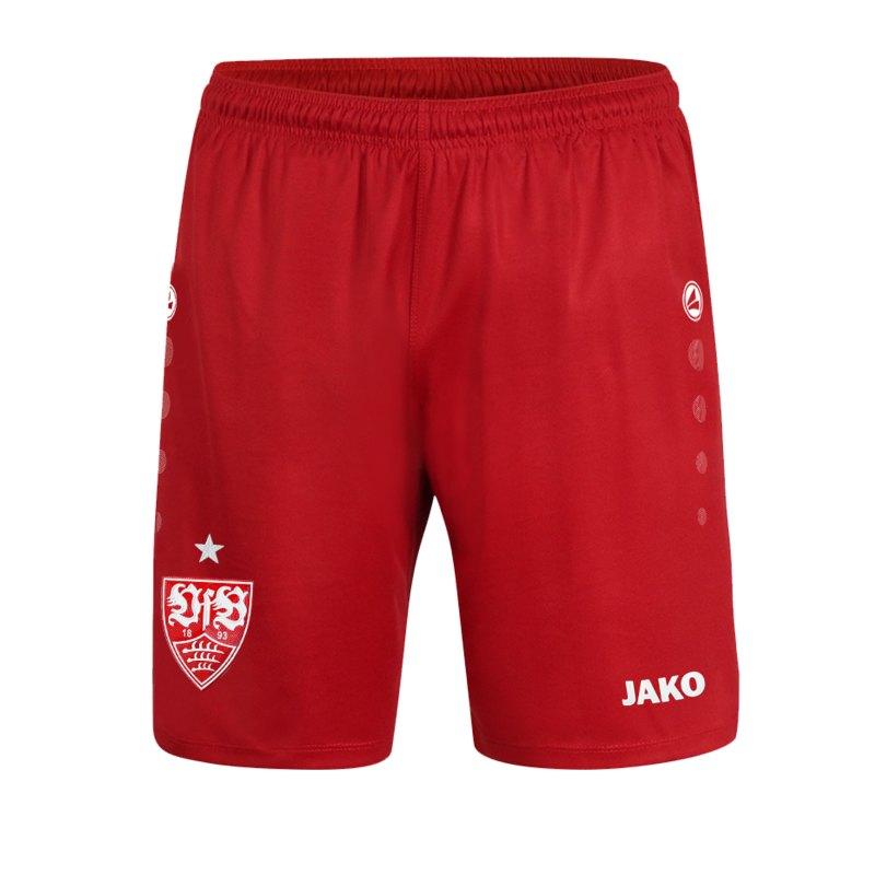 Jako VfB Stuttgart Short Away 2019/2020 Rot F01 - rot