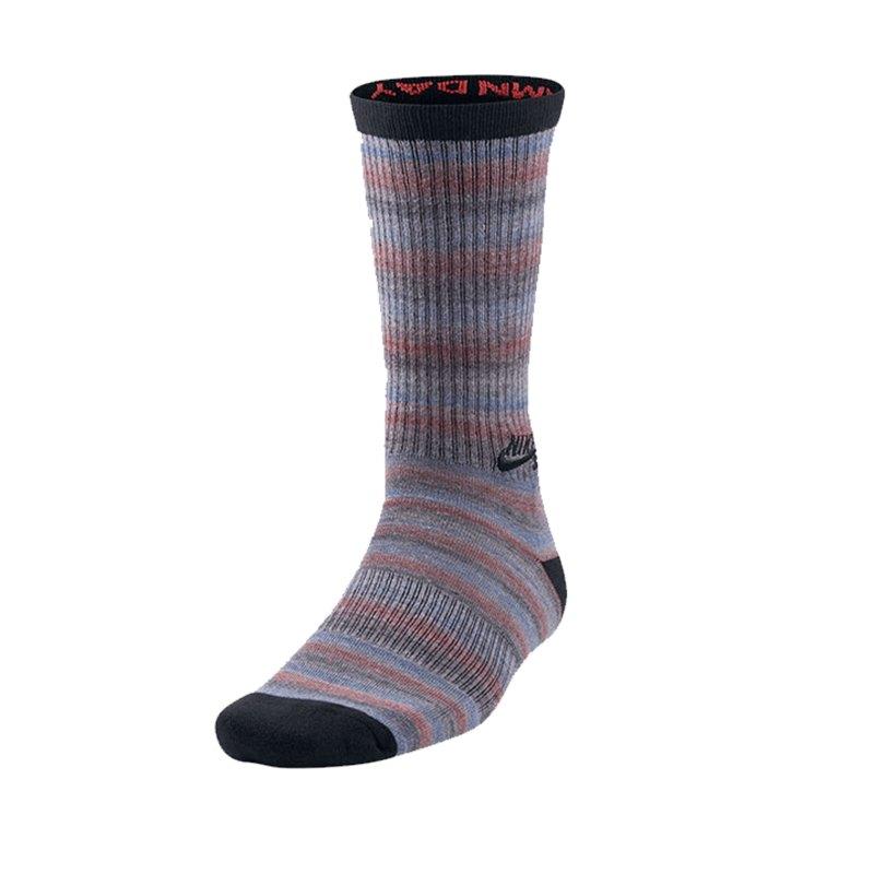 Nike Dri-FIT Space Crew Socken F606 - rot