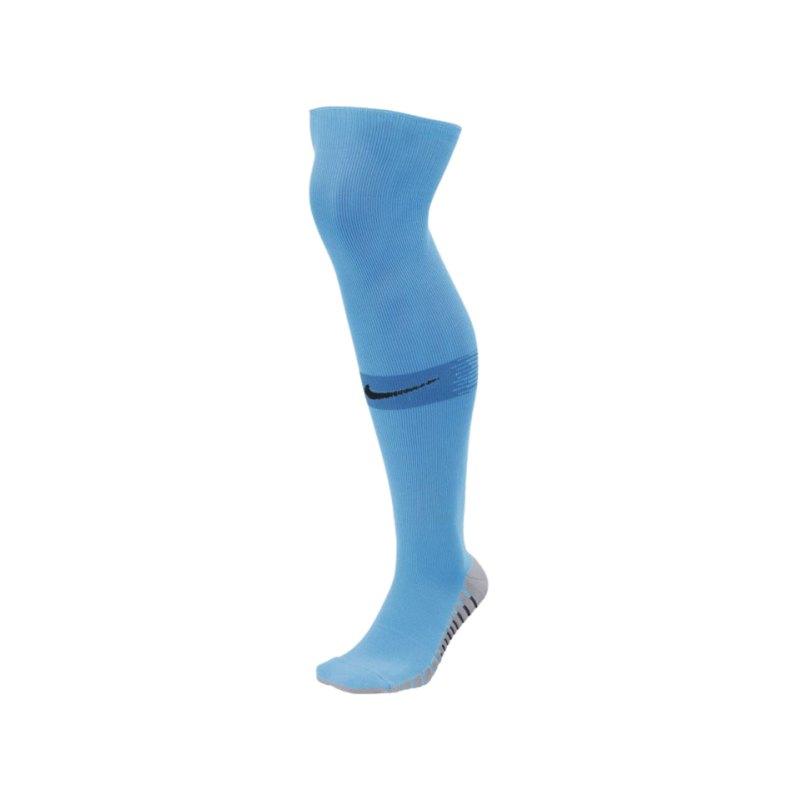 Nike Team Matchfit OTC Sockenstutzen Blau F412 - blau