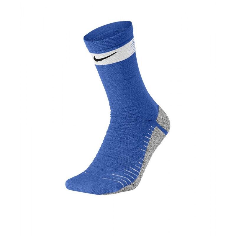 Nike Grip Strike Light Crew Socken WC18 F463 - blau