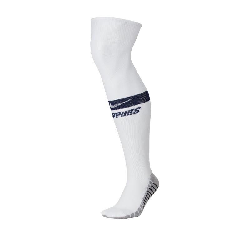 Nike Tottenham Hotspur Stutzen 19/20 Weiss F100 - weiss