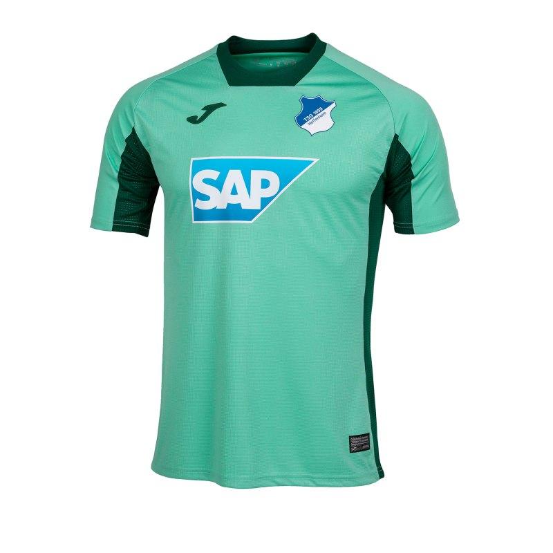 Joma TSG 1899 Hoffenheim Trikot Away 2019/2020 Kids Türkis - tuerkis