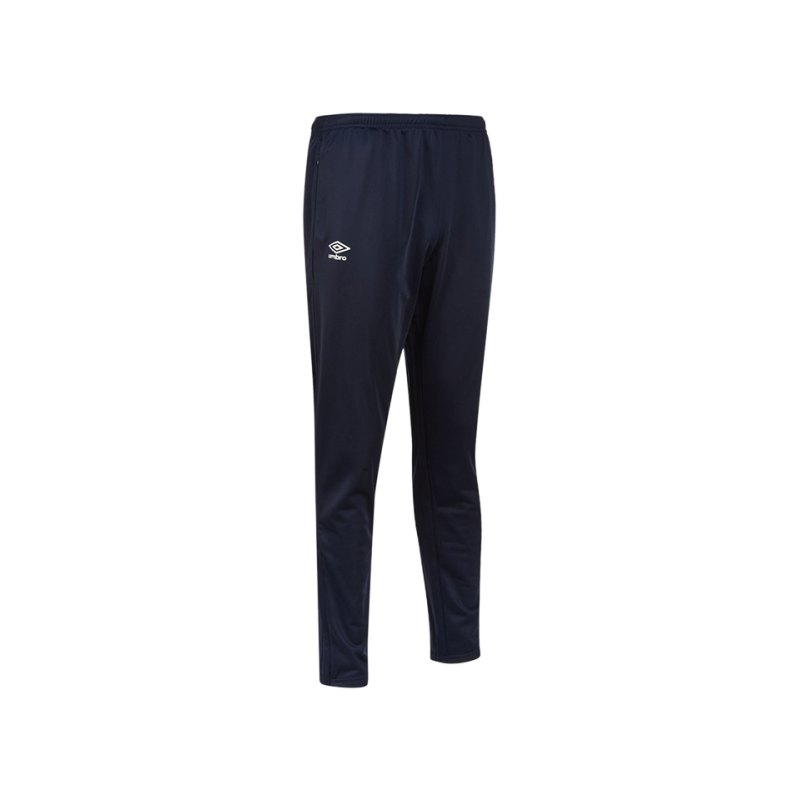 Umbro Club Essential Poly Pant Kids Blau FY70 - blau