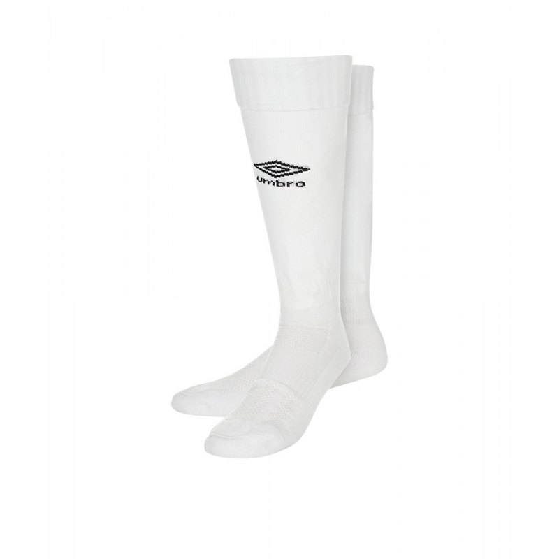 Umbro Classico Football Socks Stutzen Kids F001 - weiss