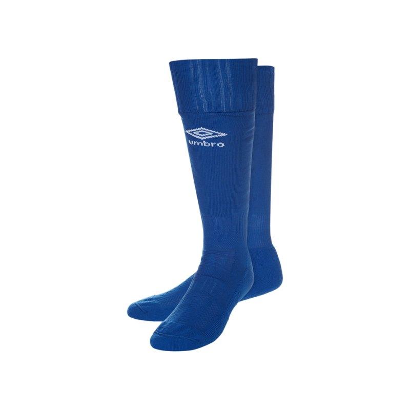 Umbro Classico Football Socks Stutzen Kids F030 - blau