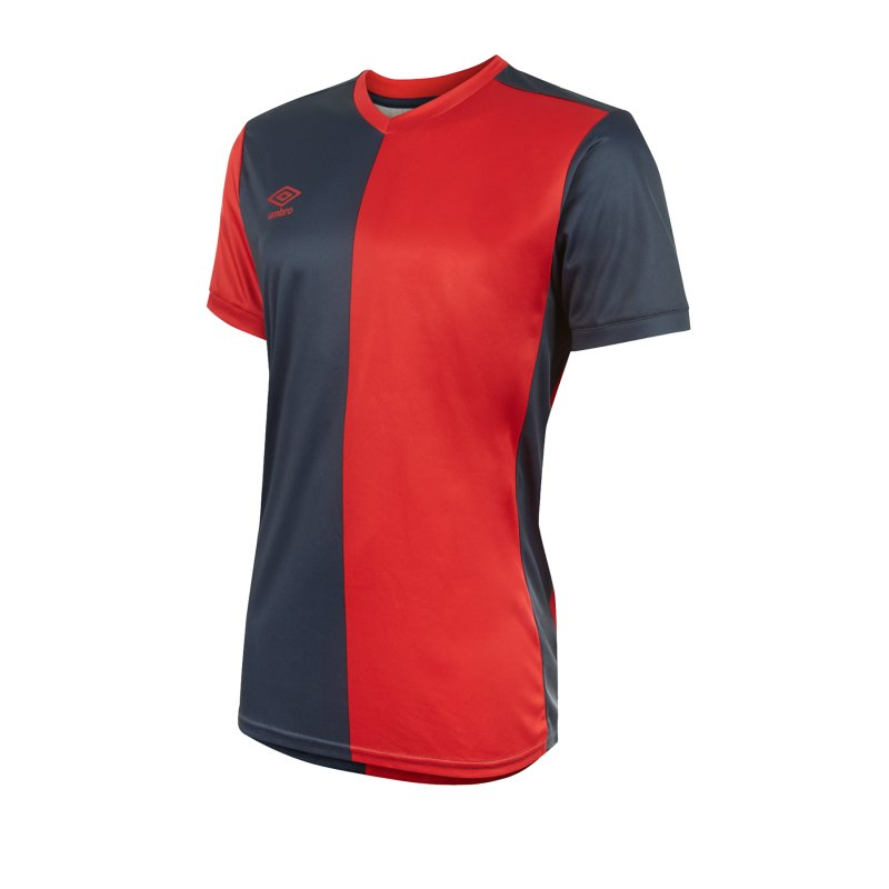 Umbro 50/50 T-Shirt Blau FDX4 - Blau