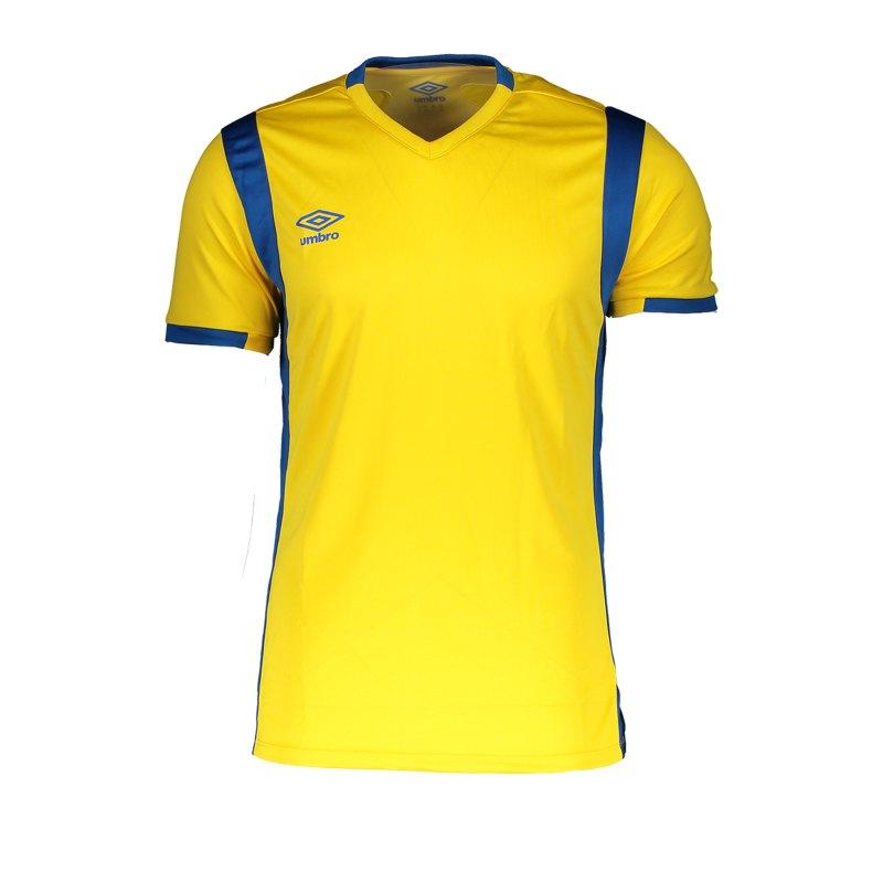 Umbro Spartan T-Shirt Gelb FYWR - Gelb