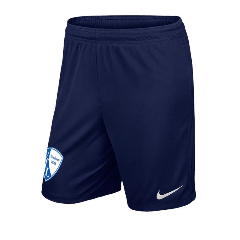 Nike VfL Bochum Short Away 2019/2020 F410 - blau