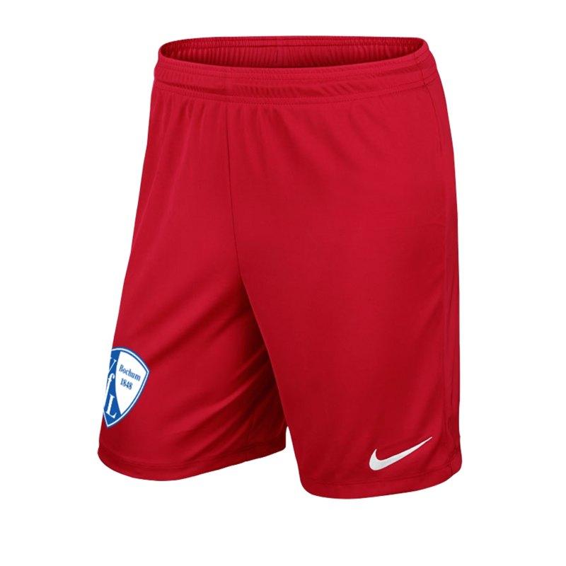 Nike VfL Bochum Short 3rd 2019/2020 Kids F657 - rot