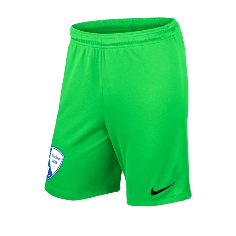 Nike VfL Bochum Torwartshort 2019/2020 Kids F398 - gruen
