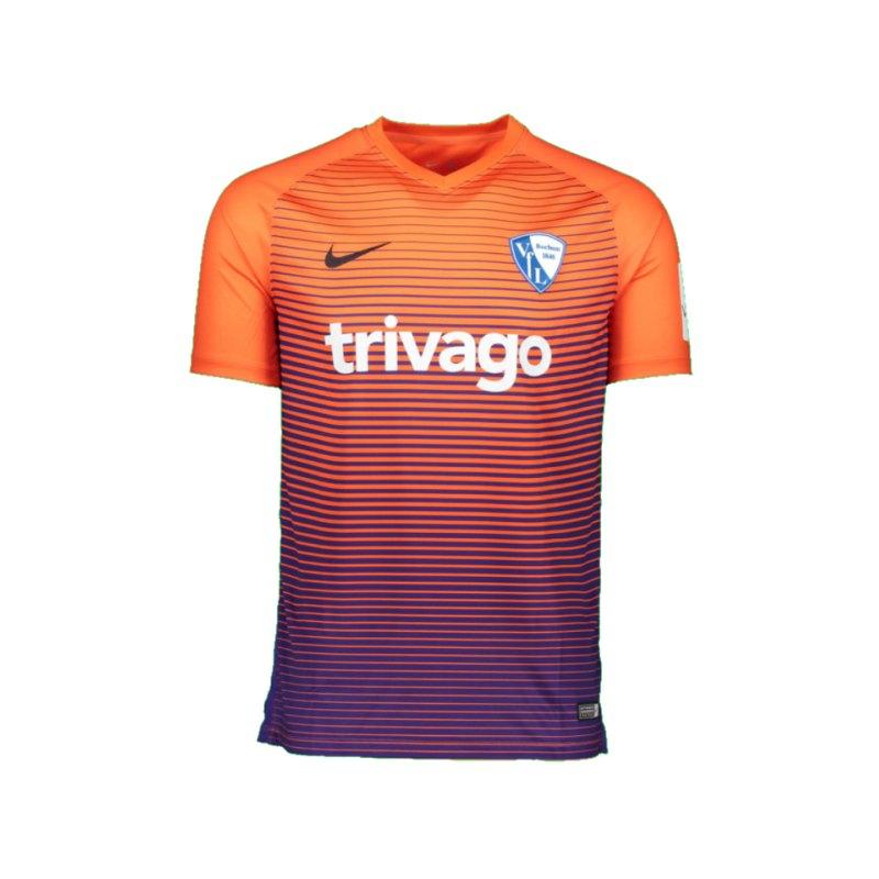 Nike Trikot 3rd Vfl Bochum Kinder 2017/2018 F815 - orange