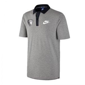 Nike VfL Bochum Poloshirt Grau F063 - grau