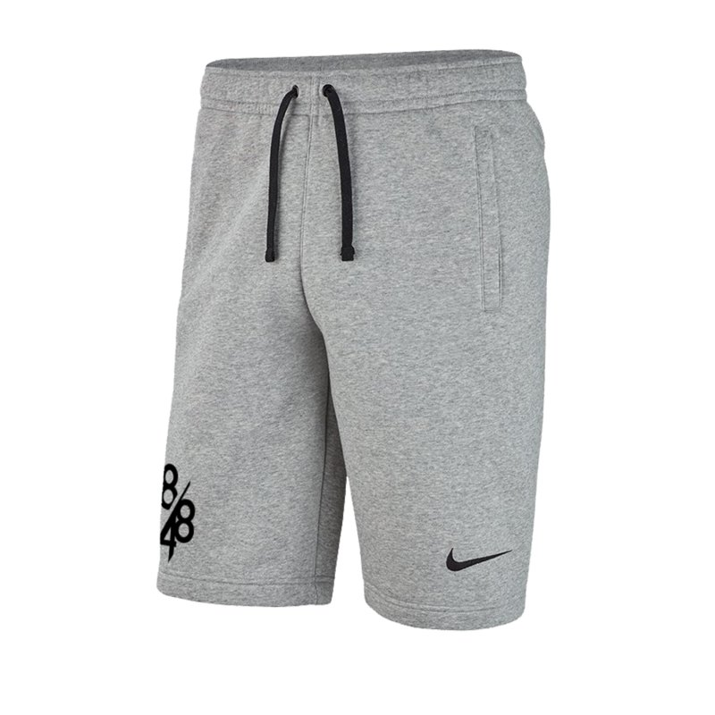 Nike VfL Bochum Fleece Short Grau F063 - grau