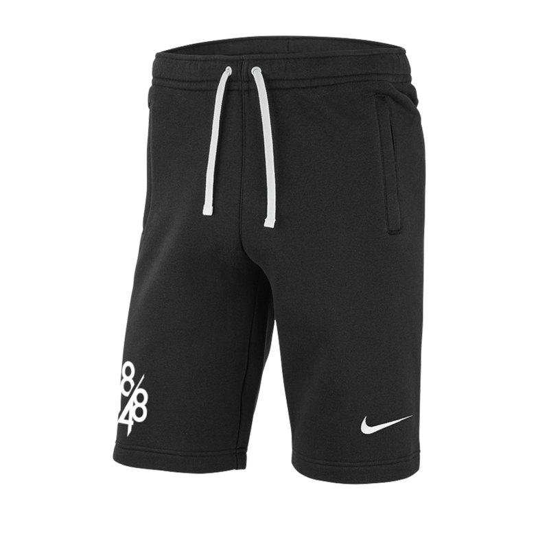 Nike VfL Bochum Fleece Short Schwarz F010 - schwarz