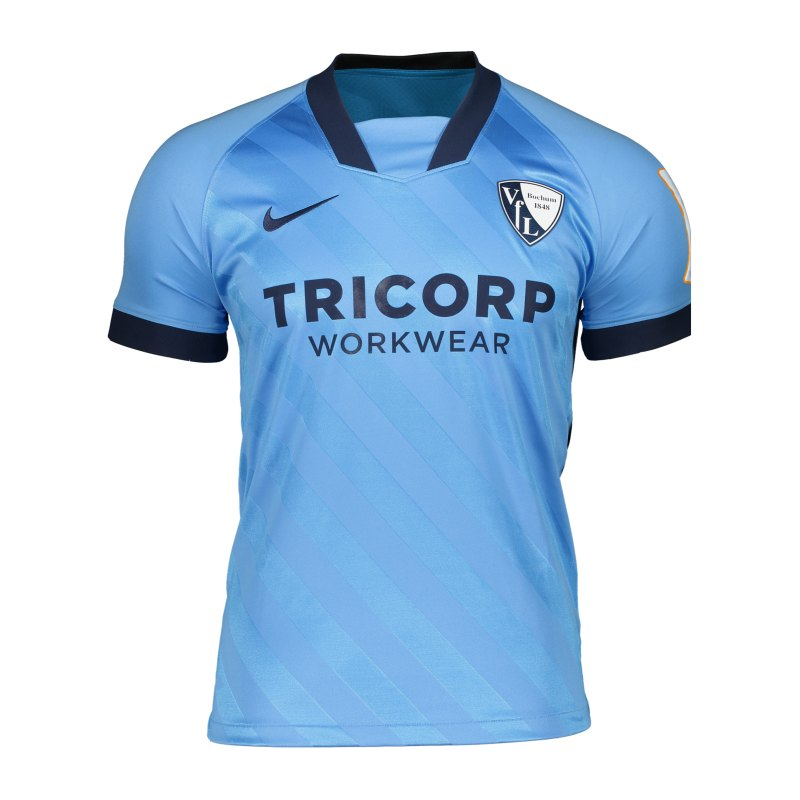Nike VfL Bochum Trikot Away 2020/2021 Blau F413 - blau
